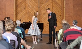 Young Voices of the Santa Fe Opera Family Concert at the Southside Branch Library @ Southside Branch | Santa Fe | New Mexico | United States