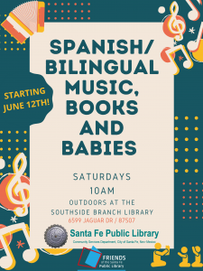 Bilingual Books & Babies @ Southside Branch Library